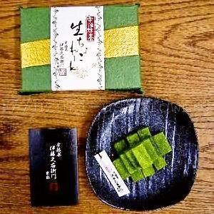 chocolate企画2/3:日本人の誇りを持とう 宇治抹茶生チョコレート