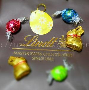 イースターの時期だけ!スイスの高級チョコレートLindt(リンツ)の「ゴールドバニー」