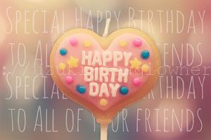 Happy Birthday とら!