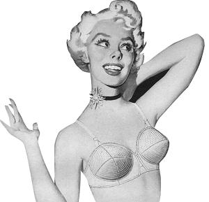 キャミも機能付きで美胸キープ ブラデリスニューヨーク「スムージングレーシーブラキャミ」