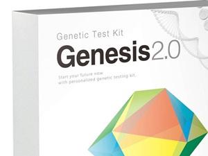 ✩Xmasキャンペーン✩自分が発病する可能性の病気とリスクを知っておこう ジーンライフ遺伝子検査「Genesis2.0」