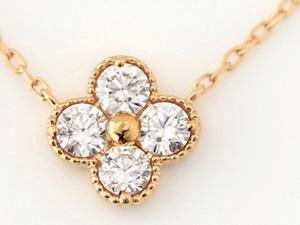 ビズーの人気商品「アナイス ダイヤモンドネックレス」は大人可愛くて忘れられない
