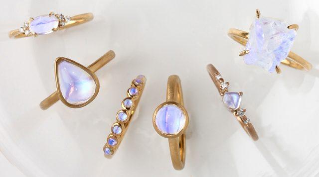 6月の誕生石の真珠と、唯一無二の石たち~ビズー
