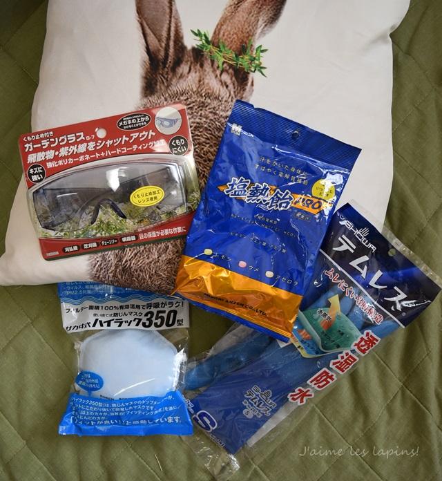 【西日本豪雨】真夏の水害ボランティアに持参した物で感じたこと5つ