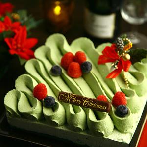【クリスマス2018】伊藤久右衛門の宇治抹茶チョコケーキを予約した。