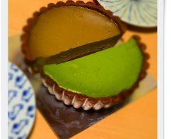 伊藤久右衛門の2つのチーズケーキ、ゆめふたば