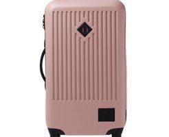 ハーシェルサプライのミディアムトレードスーツケース、アッシュローズの写真