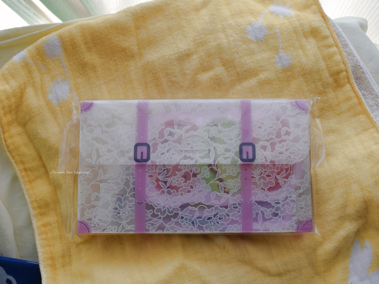 フェリシモの柔軟剤パッケージ