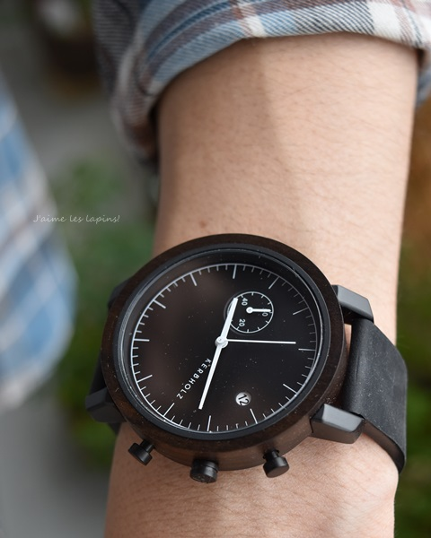 カーブホルツのメンズ腕時計「フランツ」