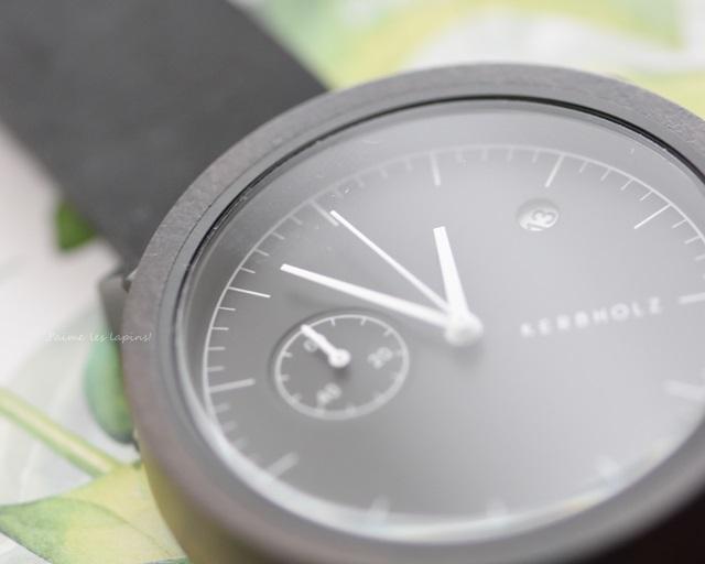 腕時計KERBHOLZ(カーブホルツ)のナチュラルな温もりに、改めて釘付け!