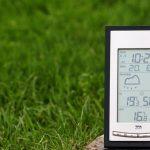 うさぎケージ内の湿度計は正常か?