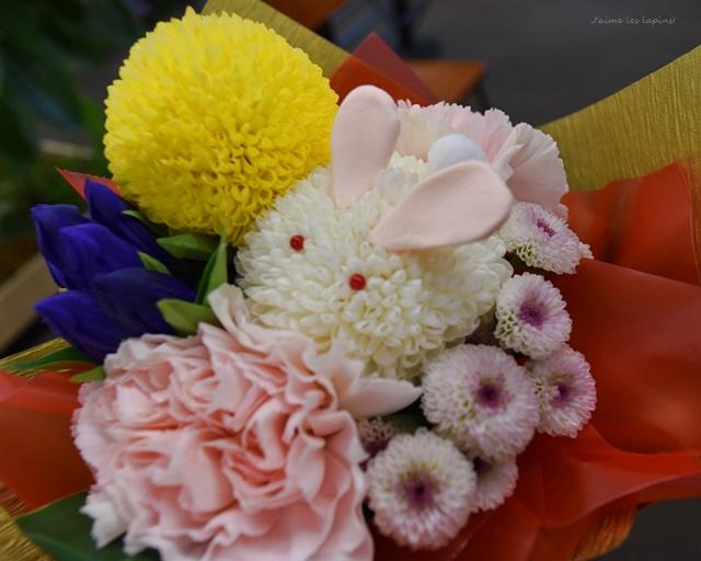 敬老の日ギフトにおすすめ! 日比谷花壇のうさぎアレンジ2019