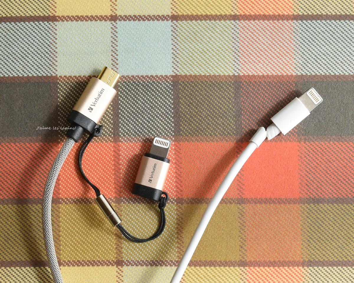 充電ケーブル比較