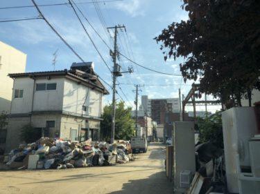 井上弘法副住職高圧洗浄機支援のお願い