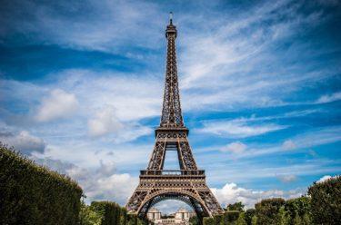 フランスのエッフェル塔