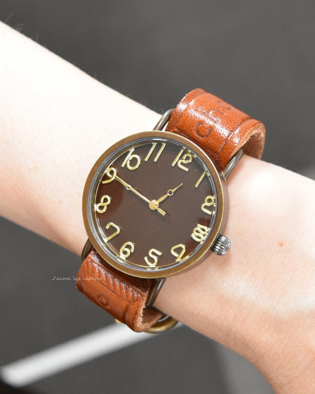 みりさんのチョコ時計アップ