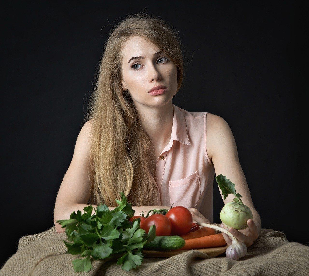 野菜ソムリエになって、野菜に詳しく