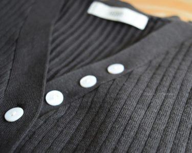 フェリシモの秋服「IEDITコットンランダムリブニット」が結構使えた話