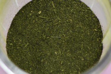 茶葉を粉状にしてまるっと無駄なく栄養摂取 イワタニ「クラッシュミルサー」