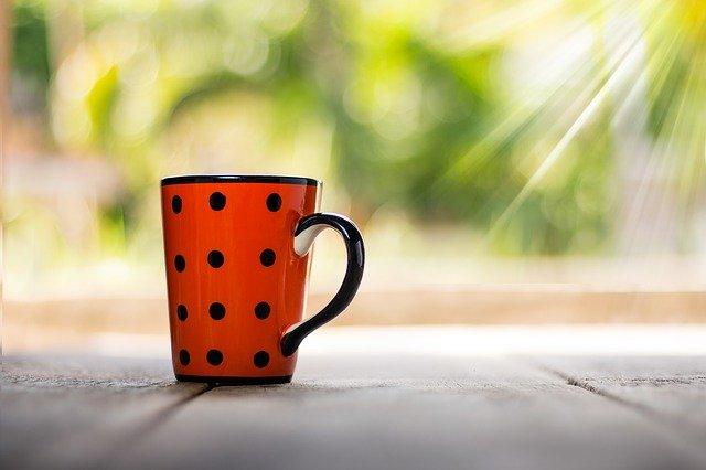 大き目のマグカップ